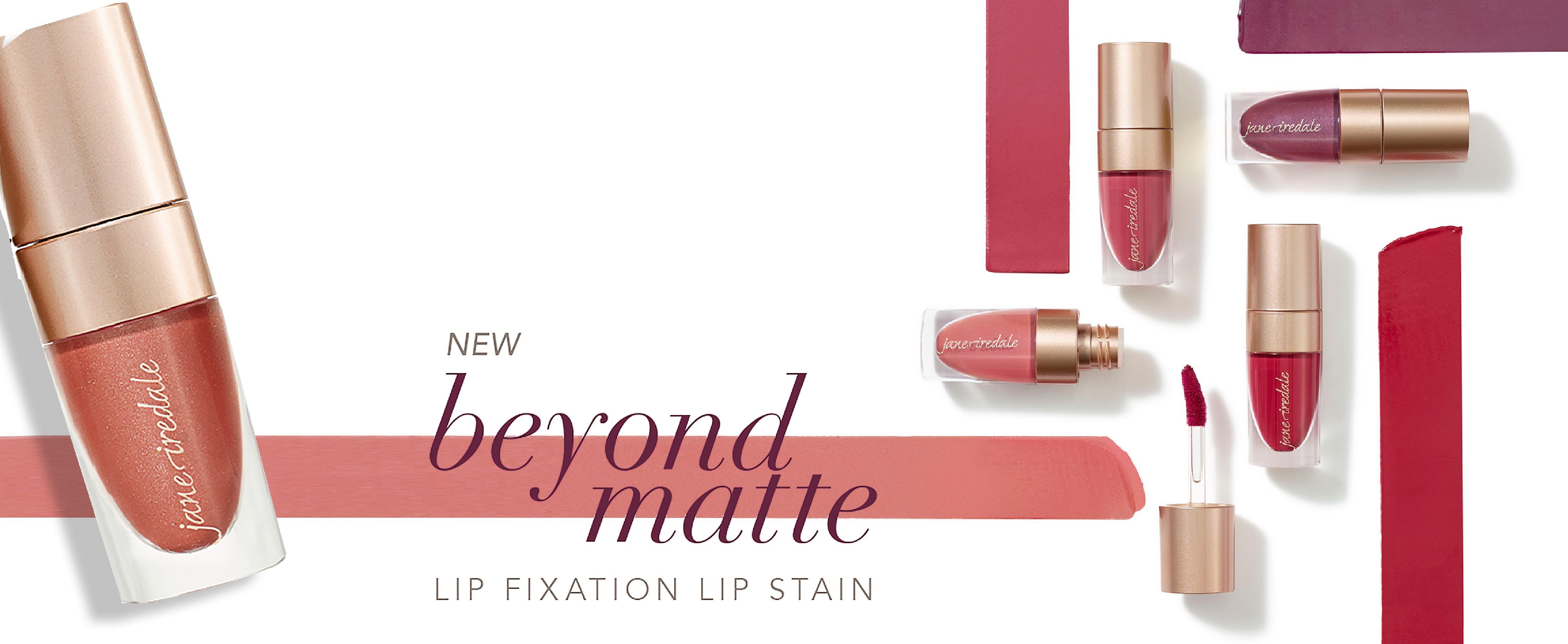 Стойкая помада Beyond Matte Lip Fixation Lip Stain